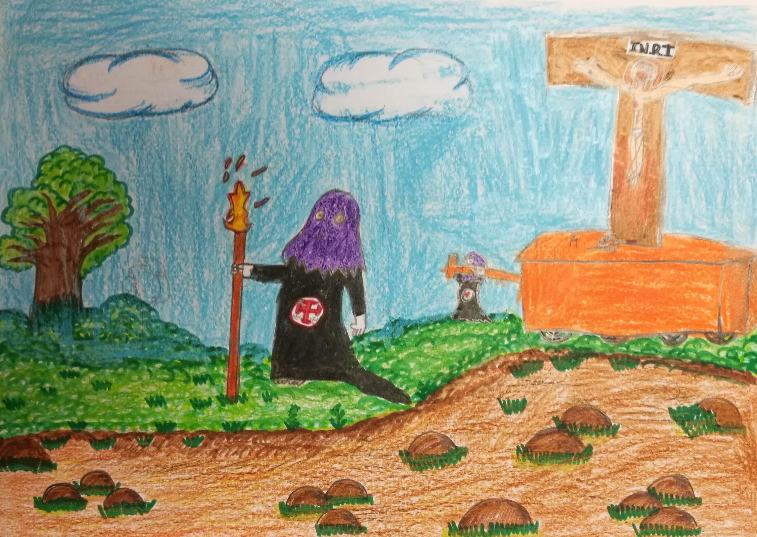 Ganadores del Concurso Infantil de Dibujo de la Semana Santa 2018